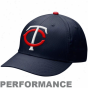 Nike Minesota Twins Practice Ii Performance Hat - Ships of war Blue