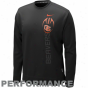 Nike Oregkn State Beavers Black K.o. Performance Cover fleecily Crew Sweatshirt