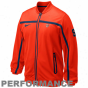 Nike Syracuse Orange Orange Elite Basketball Big Game Full Zip Performance Jacket