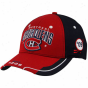 Old Time Hockey Montreal Canadiens Red-navy Bl8e Atica Flex Hat