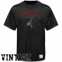 Original Retro Brand Alabama Crimson Tide Charcoal Melange Premiun Vintage Tri-blend T-shirt