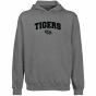 Pacific Tigers Gunmetal Logo Curve Lightweight Pullover Hoody