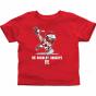 Rutgers Scarlet Knights Infant Boys Lavrosse T-shirt - Scarlet