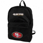 Sna Francisco 49ers Black Foldaway aBckpack