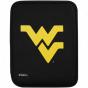 West Virginia Mountaineers Black Apple Ipad Slip Sleeve