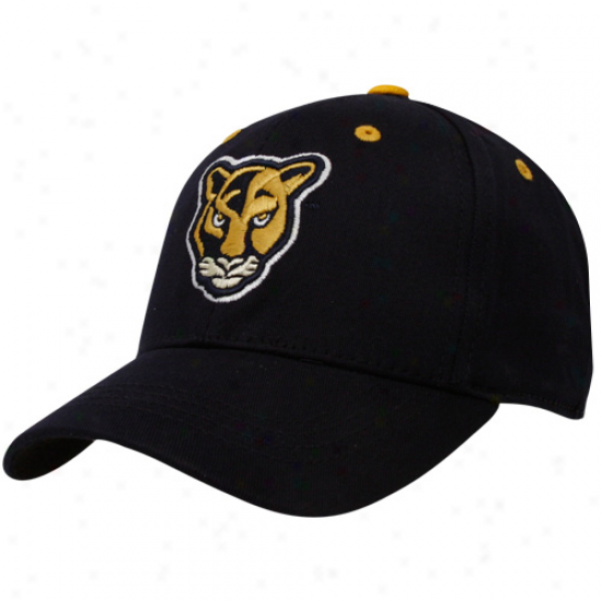 Tkp Of The World Florida International Golden Panthers Youth Navy Blue One-fit Hat