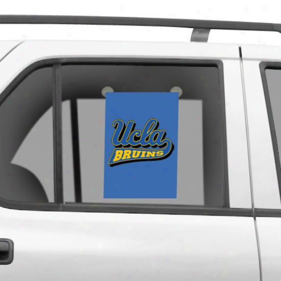 Ucla Bruins 15'' X 10.5'' Mini Window/garden Flag