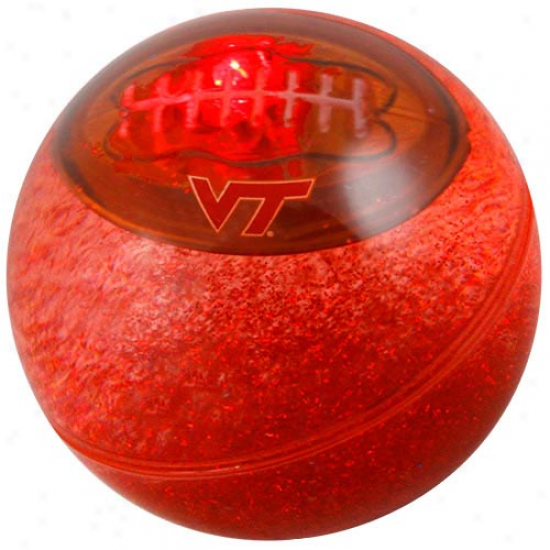 Virginia Tech Hokies 2.5'' Light-up Bouncy Ball