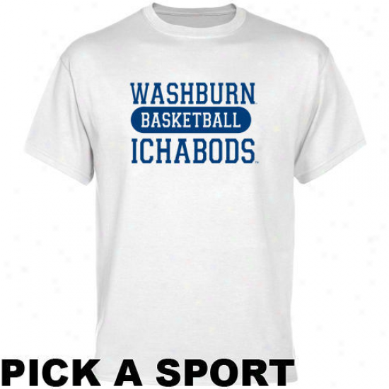 Washburn Ichabods Of a ~ color Custom Sport T-shirt -