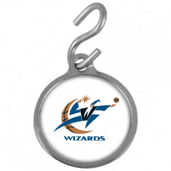 Washington Wizards Pet Id Tag