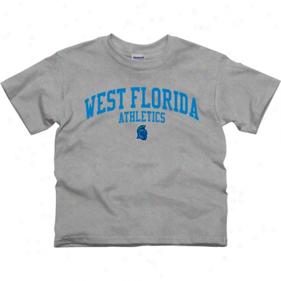 West Florida Argonauts Youth Athletics T-shirt - As