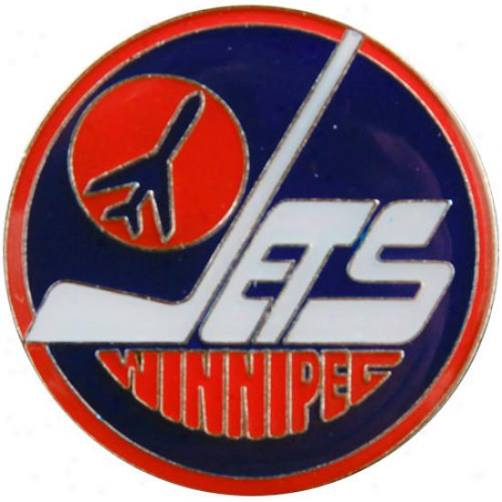 Winnipeg Jets 1979 Vintage Piin