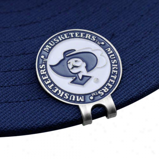 Xavier Musketeers Ball Markers & Hat Clip Set