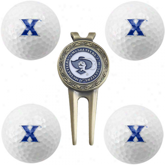 Xavier Musketeers Golf GiftS et