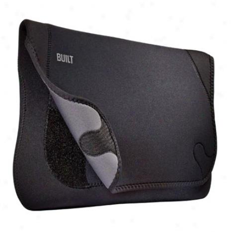 16 Inch Laptop Envelope - Black