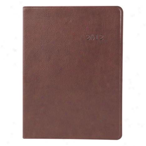 2012 Large Weekly Agenda � Brown