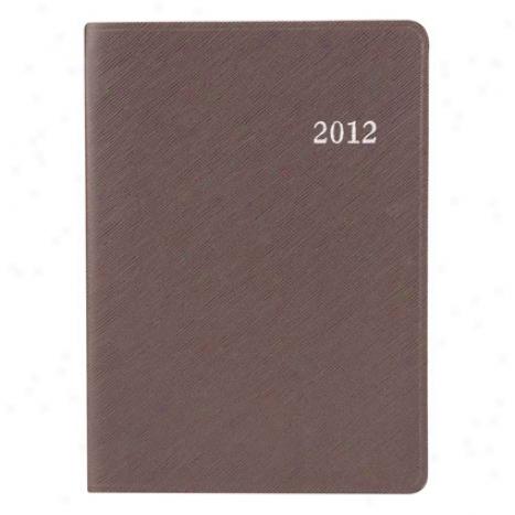 2012 Weekly Notebook - Brown