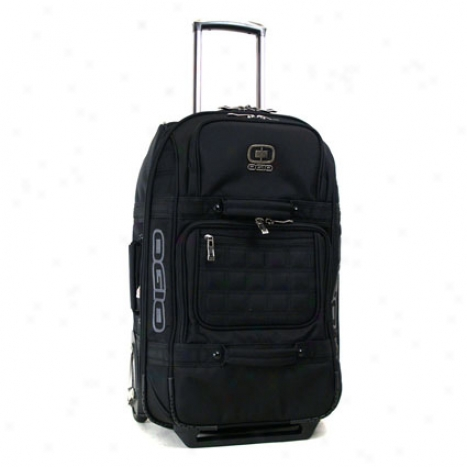22 Inch Invader Rolling Carry-on By Ogio - Black