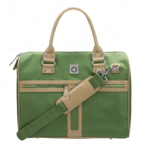 Alta Laptop Bag - Green