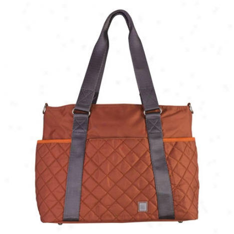 Annie Carryall By Ellington Handbags - Terracotta