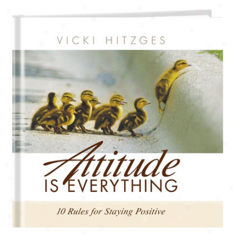 Attitude Is Everything W/ Dvd By Simple Truths