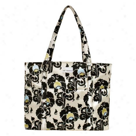 Austin Large Tote By Amy Michelle - Moroccan