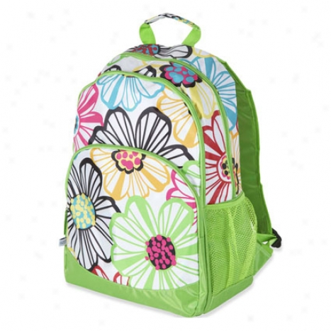 Backpack By Room It Up - Fresh Bouquet
