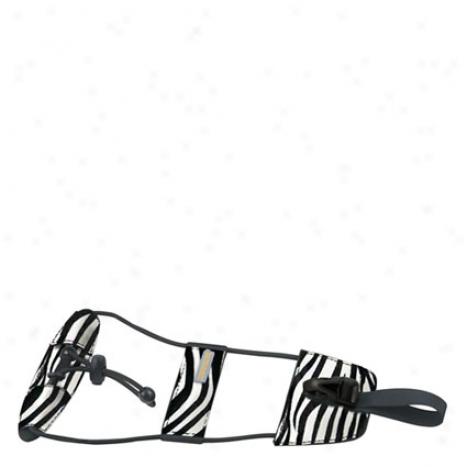 Bag -  Bungee Zebra Microfiber