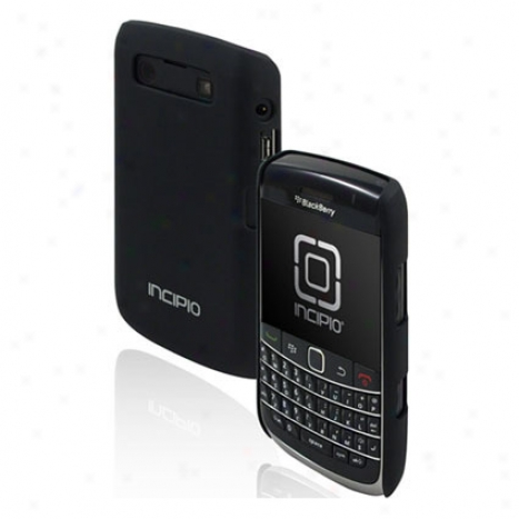 Blacjberry Bold 9700 Kind By Incipio - Black
