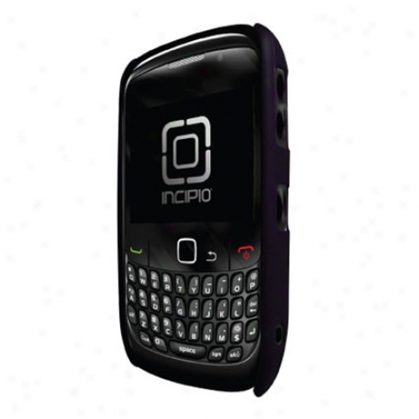 Blackberry Curve 8500 Series Feather By Incipio - Indigo