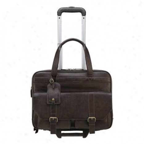 Breckenridge Rolling Laptop Case