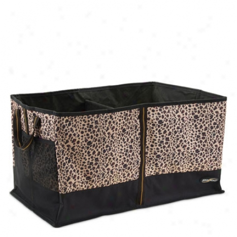 Cargo Tote By High Road - Leopard