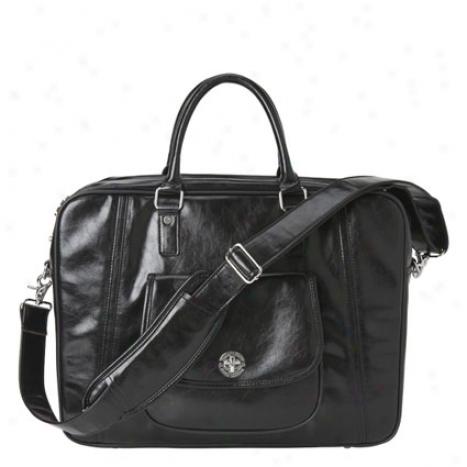Cassidy Laptop Bag -  Black