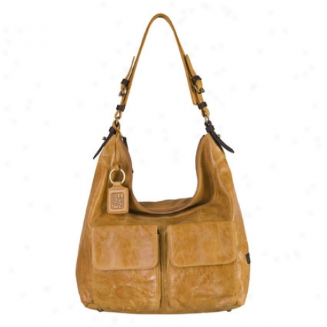 Charlie Hobo By Ellington Handbags - Tan