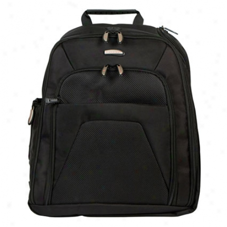 Checkpoint Mutually kind Computer Backpack - Black Nylon