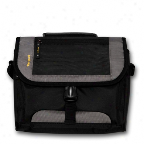 City Gear Mini Messenger Bag For Ipad And Netbooks By Targus