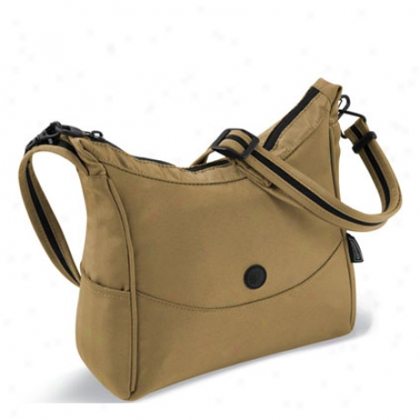 Cityxafe 100 Travel Handbag By Pacsafe - Light Taupe