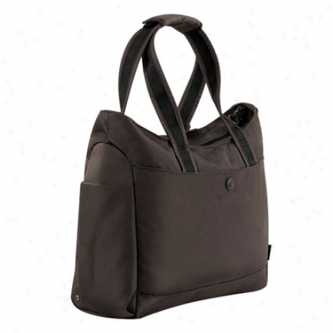 Citysafe 300 Travel Tote By Pacsafe - Deep Taupe