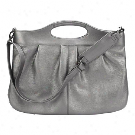 Ciaire Laptop Bag - Pewter