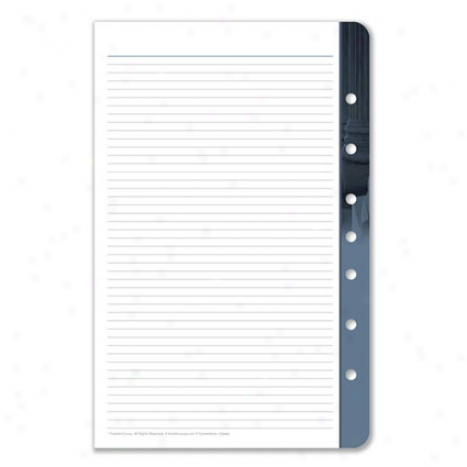 Classic Cornerstone Lined Pages