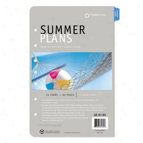 Classic Summer Plans Supply