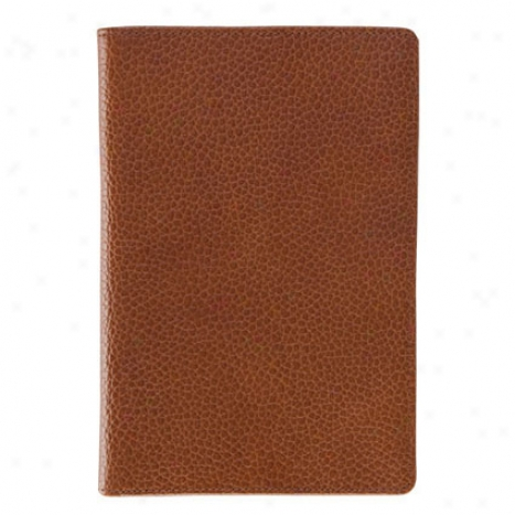 Classic Supremo Slim Wire-bound Cover - Cognac