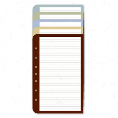 Compact Color Spacious Lined Pages