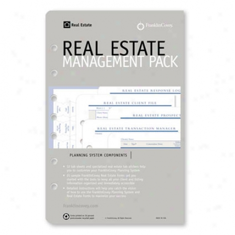 Compact Real Estate Negotiation Pack