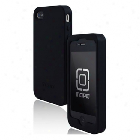 Dermashot For Iphone 4 By Incipio - Black
