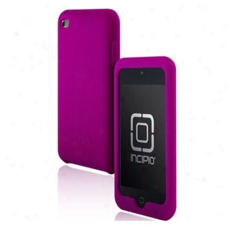 Dermashot For Ipod Touch 4g By Incipio - Bright Purple