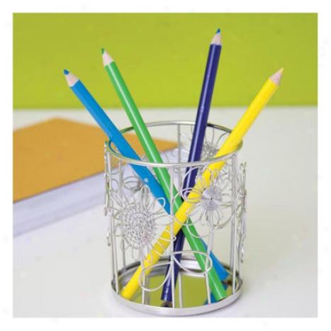 Doodles Paint Cup By Design Ideas - Petals