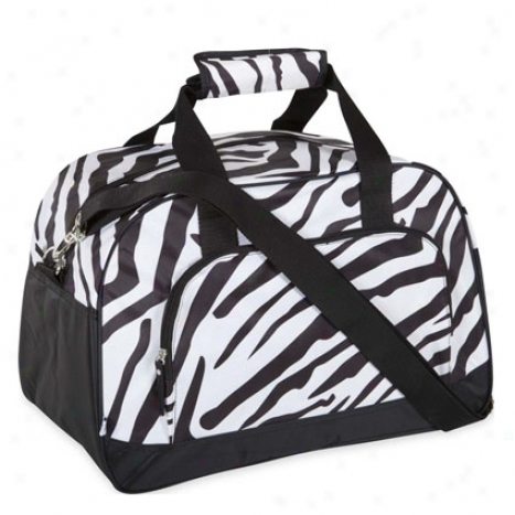 Duffle By Room It Up - Saharaa Stripe