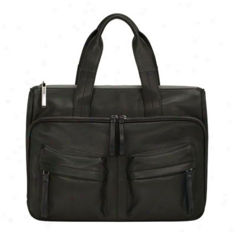 East West Tote By Bodhi - Black