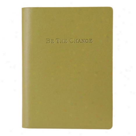Eccolo Journal - Be The Change